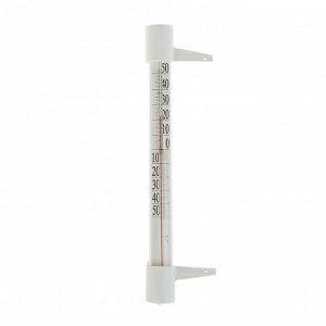 """Пластиковый термометр оконный """"Гвоздик"""" с картонной шкалой,в картоне (-50 +50),"""