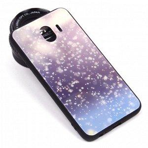 Глянцевый чехол для Samsung Galaxy J4 (2018), арт.010695