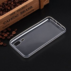 Силиконовый чехол для Samsung Galaxy A2 Core, 1 мм, арт.008291-1