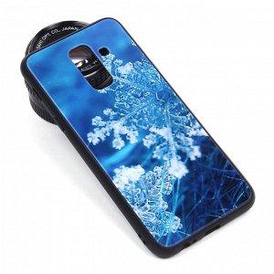 Глянцевый чехол для Samsung Galaxy J8 (2018), арт.010691