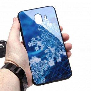Глянцевый чехол для Samsung Galaxy J4 (2018), арт.010691