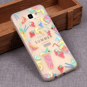Матовый чехол со стразами для Samsung Galaxy J5 Prime, арт.009649