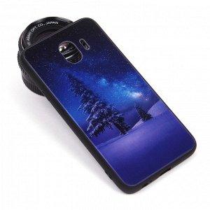 Глянцевый чехол для Samsung Galaxy J4 (2018), арт.010689