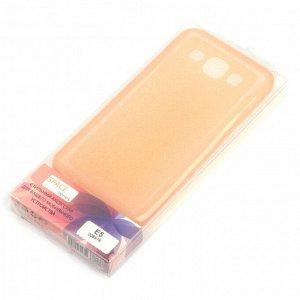 Силиконовый чехол для Samsung Galaxy E5, арт.008578