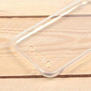 Силиконовый чехол для Samsung i8552/i8550 Galaxy Win, 1 мм, арт.008291-1