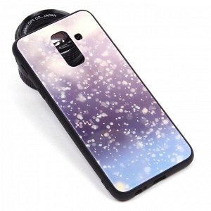 Глянцевый чехол для Samsung Galaxy J8 (2018), арт.010695