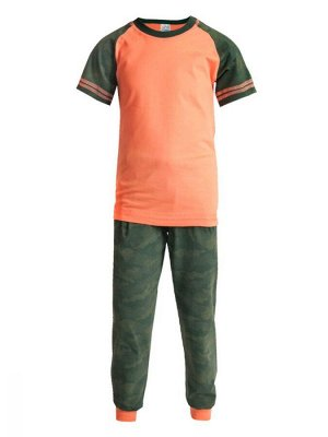 Пижама для девочек арт 11314