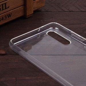 Силиконовый чехол для Huawei P20, 1 мм, арт.008291-1