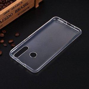 Силиконовый чехол для Huawei Nova 4, 1 мм, арт.008291-1