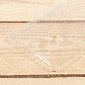 Силиконовый чехол для Huawei Mate 8, 1 мм, арт.008291-1