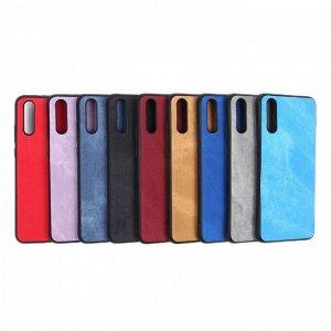 Чехол текстильный для Huawei P20, арт.010817