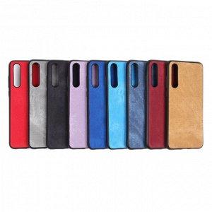 Чехол текстильный для Huawei P20 Pro, арт.010817