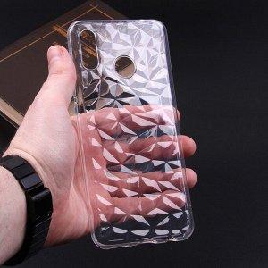 Силиконовый чехол Diamond для Huawei Nova 3, арт. 010635