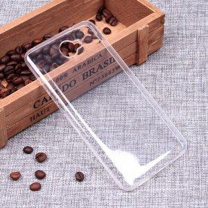 Силиконовый чехол для Huawei Y7, 1 мм, арт.008291-1