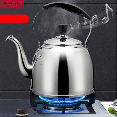 Удобная кухня💥 Сковородки AMERCOOK💥 — Эмалированные чайники и заварники! — Электрические чайники и термопоты