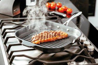 ✌ ОптоFFкa*Всё для кухни и дома и отдыха*✌  — Сковорода-гриль — Сковороды-гриль