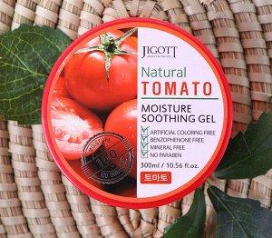 """""""Jigott"""" Универсальный увлажняющий гель с экстрактом томата 300 мл"""