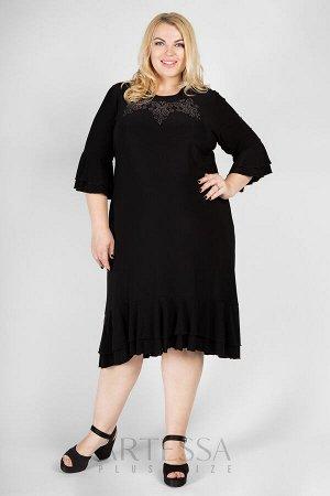 Платье PP23107BLK01