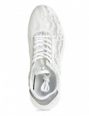 *Кроссовки PATROL. Цвет Белый
