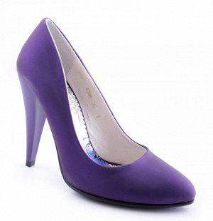 *Туфли жен ОРМА. Цвет Фиолет
