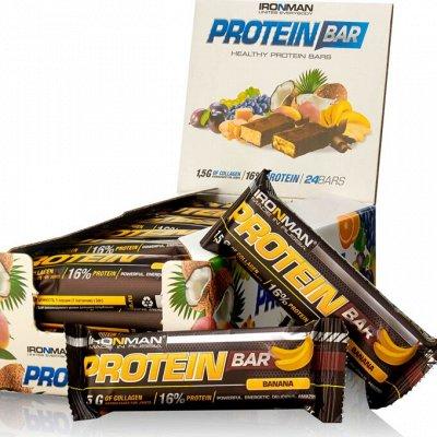 Спортивное питание! Создаем красивое тело!-3 — Батончики Protein Bar, Slim Bar — Спортивное питание