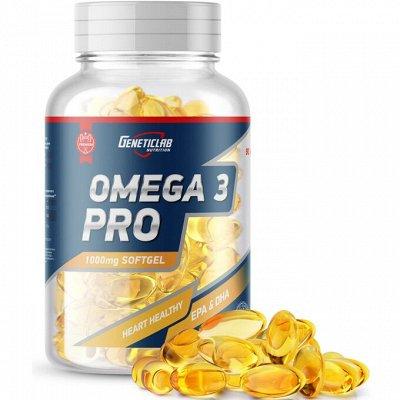 Спортивное питание! Создаем красивое тело!-3 — Омега - 3, Жирные кислоты — Спортивное питание