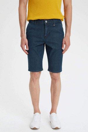 шорты Размеры модели: рост: 1,89 грудь: 100 талия: 74 бедра: 97 Надет размер: 30 Elastan 2%, Хлопок 98%
