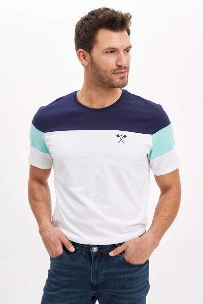 DEFACTO- одежда в наличии для Вас❤ Турция. — Футболки мужские — Одежда