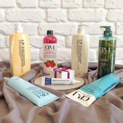 Korea Beauty Cosmetics. Быстрая раздача.   — Esthetic House CP-1 Профессиональный уход для волос — Для волос
