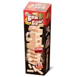 Десятое королевство. Территория детских развивающих игр!     — Игры для всей семьи Падающие башни — Игровые наборы