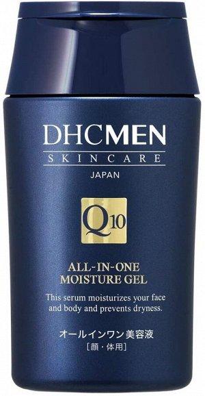 DHC For Men Q10 All-in-One Moisture Gel - увлажняющее мультифункциональное средство после бритья