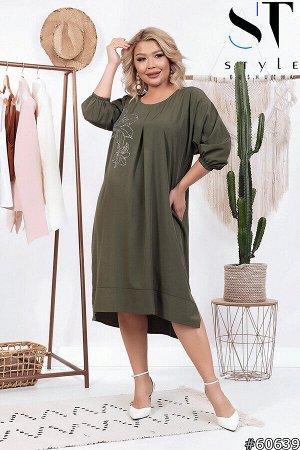 Платье 60639