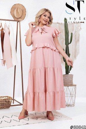 Платье 60642