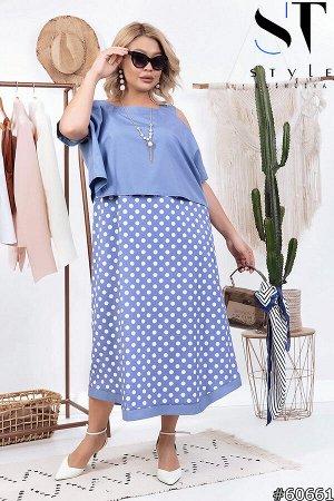 Платье 60661