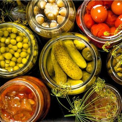 Быстрый обед, хлебцы, бакалея, каши, минералка... — Овощная консервация Сыта-Загора — Овощные и грибные
