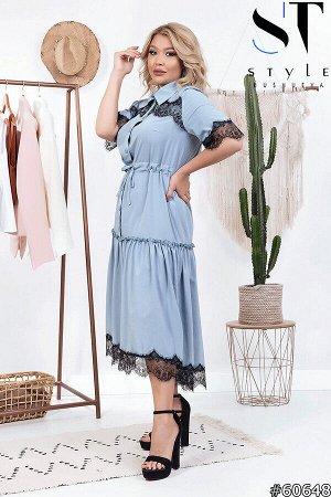 Платье 60648