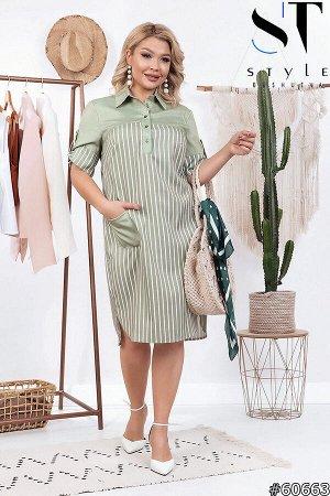 Платье 60663