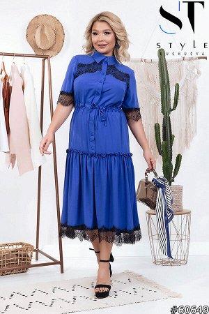 Платье 60649
