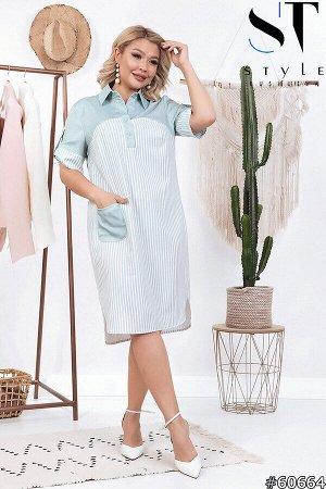 Платье 60664