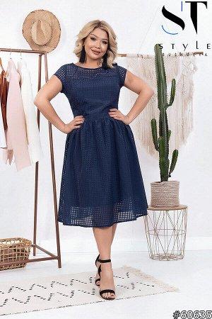 Платье 60635