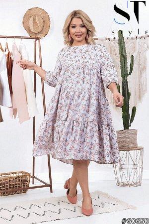 Платье 60650