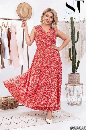 Платье 60665