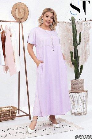 Платье 60658