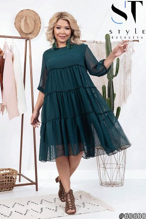Платье 60680