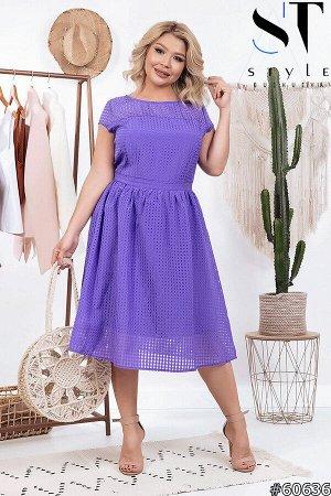 Платье 60636