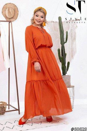 Платье 60629