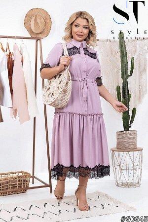 Платье 60645