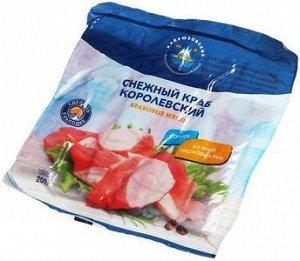 Крабовое мясо, Снежный краб королевский, Тимком, 200 г
