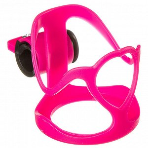 Флягодержатель STG CSC-032S детский, цвет розовый