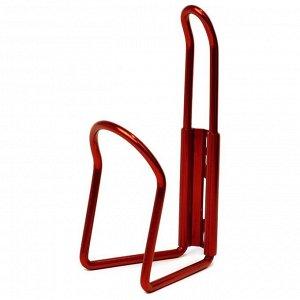 Флягодержатель HL-BC-09, алюминий, цвет красный